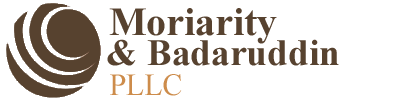 Moriarity & Badaruddin, PLLC Header Logo